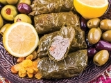 209F17 Stuffed Grape Leaves