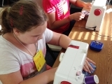 ASE BTE Spring 2017 Machine Sewing Class