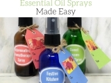 Men's Night Holiday Gifts w/Essential Oils-NEW!