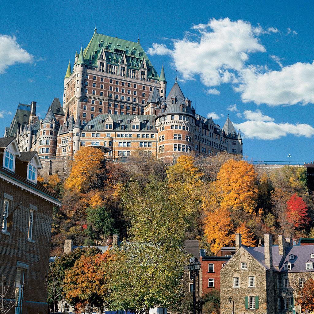 La Belle Province Quebec in July