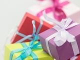 Origami Gift Box For The Holidays