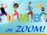 ZOOM ZUMBA Session 1 & 2
