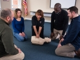 Adult & Pediatric First Aid/CPR/AED