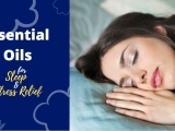 Essential Oils for Sleep & Stress Relief