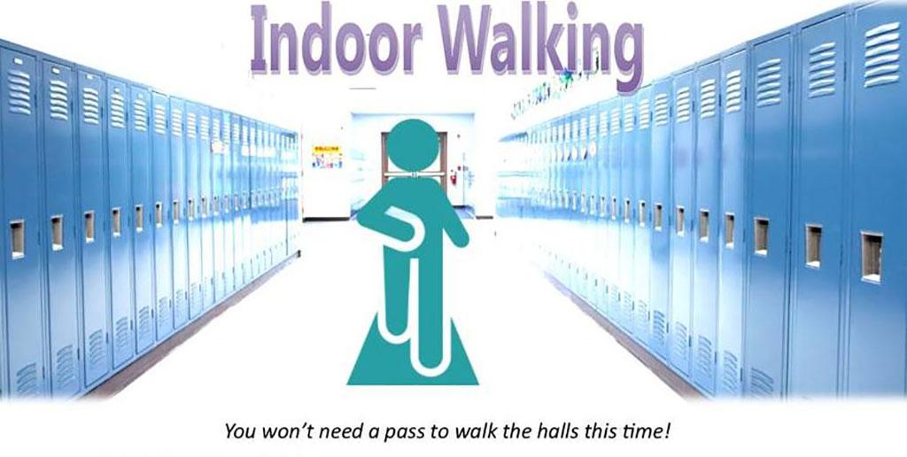 Evening Indoor Walking Program