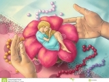 Fairytale Funshop: Thumblelina (Flower Fairies)