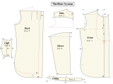 Sewing 302: Pattern Drafting Creating Clothing from Something You Already Own - Fall 2018