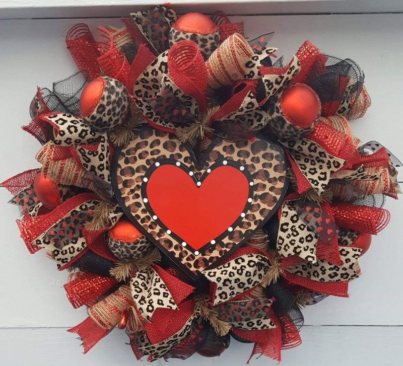 Valentine S Day Wreath Making Orono Hampden Old Town Adult Ed