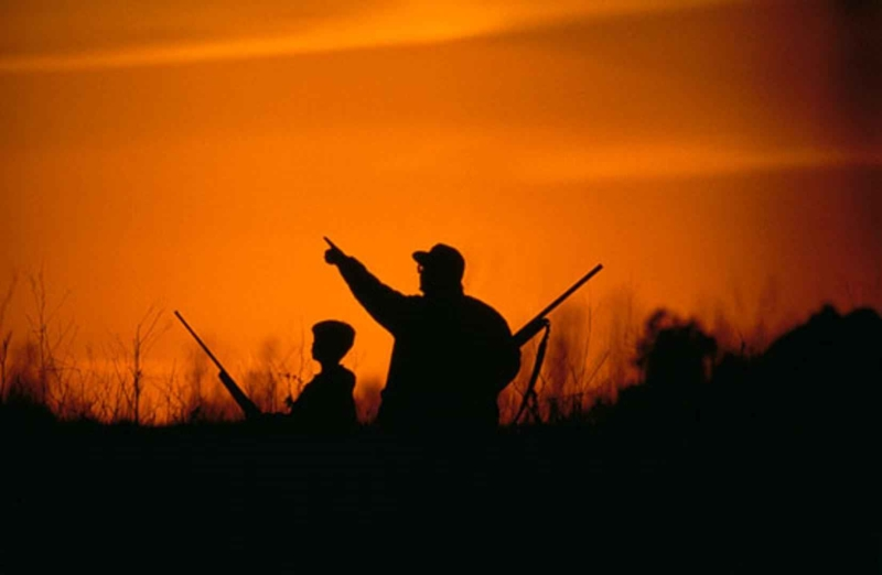 Original source: https://upload.wikimedia.org/wikipedia/commons/4/47/Silhouette_of_father_and_son_hunting_in_the_sunset.jpg