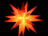Stained Glass - Moravian Star (In Person) - Litchfield