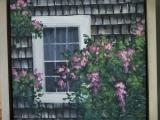 Grandmother's Window Paint Night