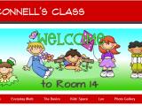 Creating a Classroom Website