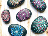 Sit & Paint - Making Mandalas