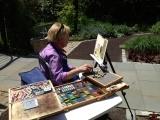 DR 605WP Plein Air Pastel & Watercolor
