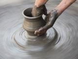 Ceramics: Intro to Wheel Throwing