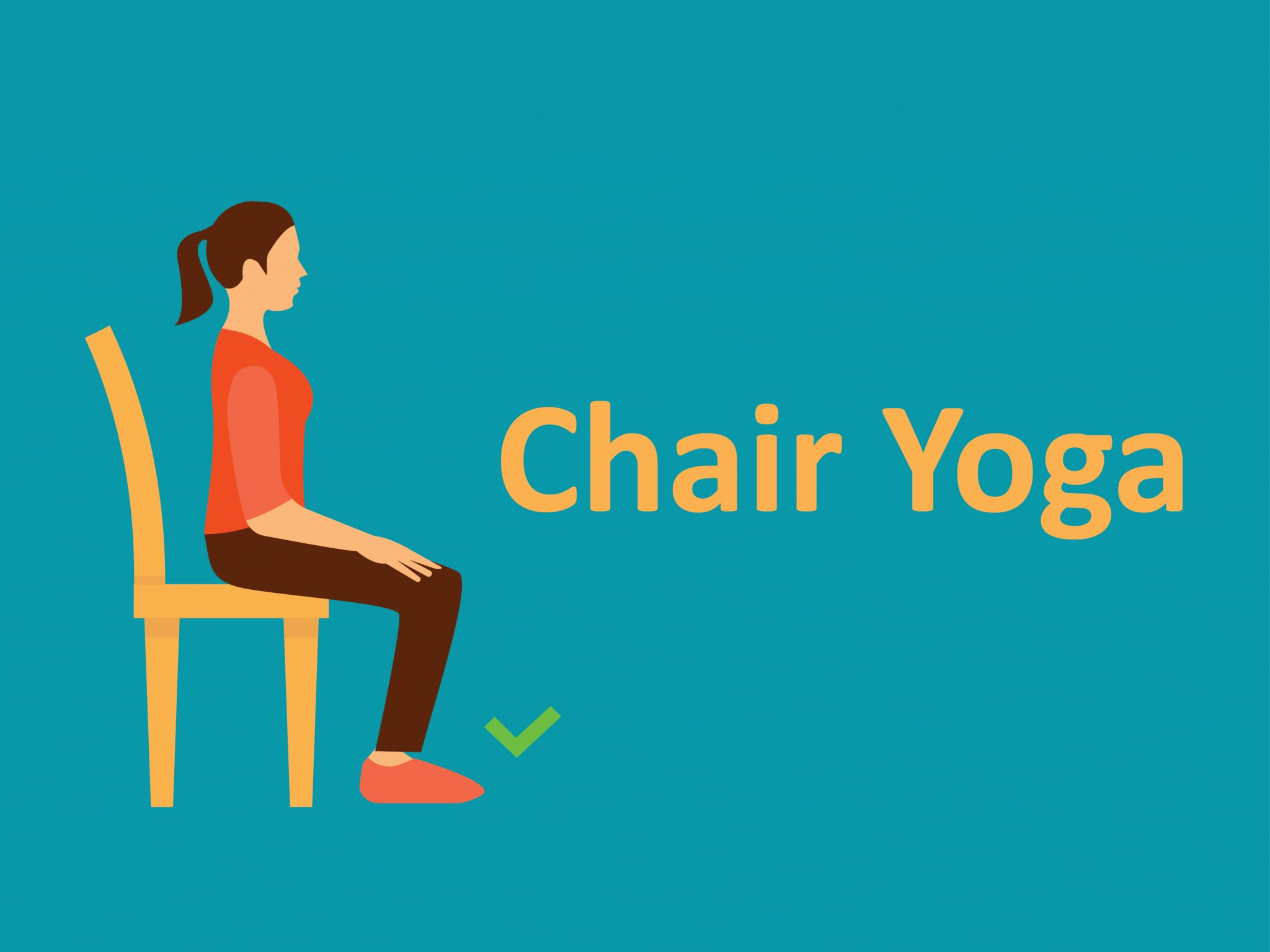 Chair Yoga Session 2