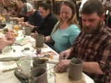 DIY Beer Mug at Garden Street Bowl