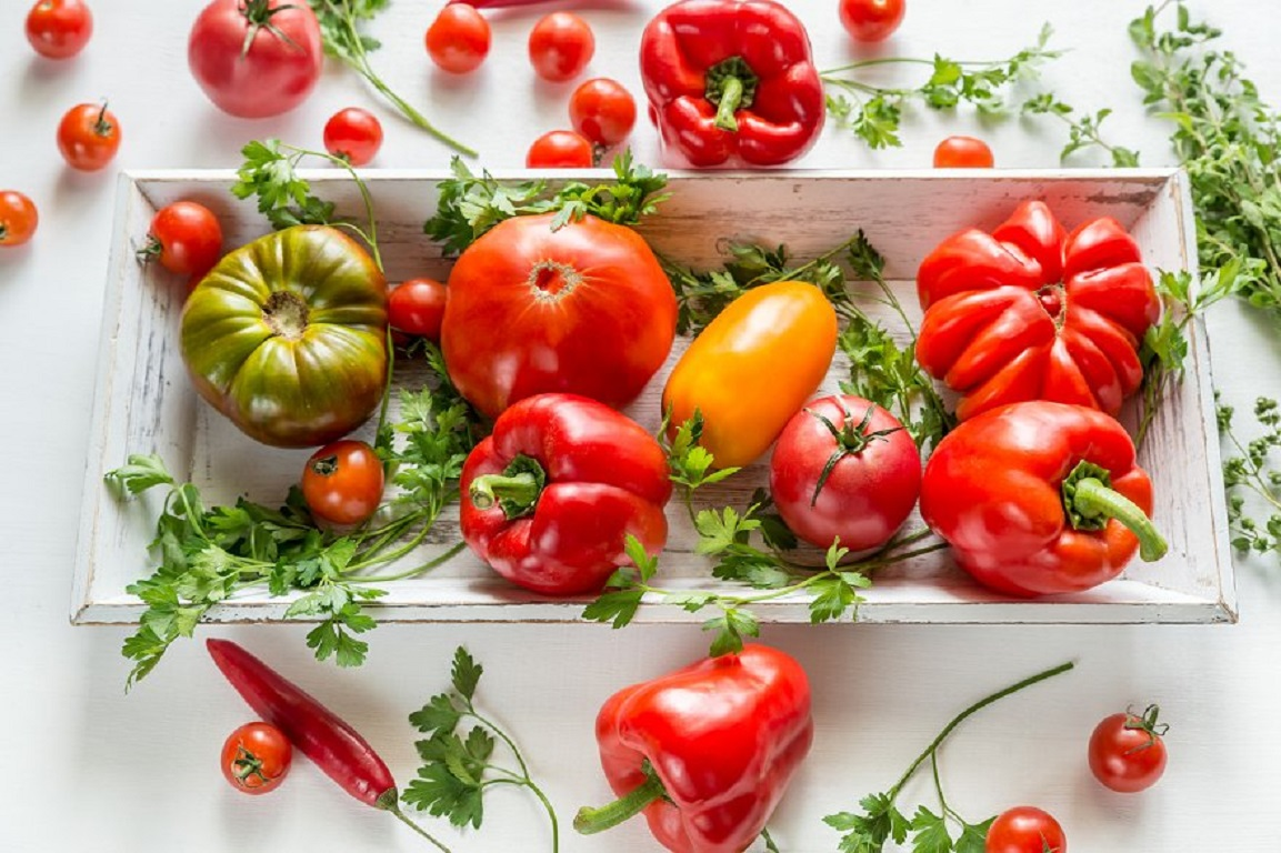 409S19 Tomatoes and Peppers - NEW DATE
