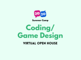 Virtual Open House: Coding & Game Design