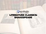 BRITISH LITERATURE: SHAKESPEARE/REC (Option 2) $638*