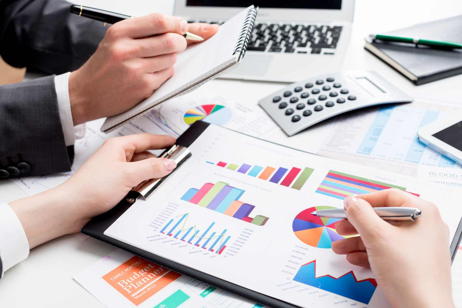 Accounting and Bookkeeping Basics