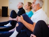 Aging Well With Yoga
