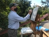 Plein Air Painting at Andalusia PT 605AA