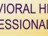 BHP - Behavior Health Professional Certification Training