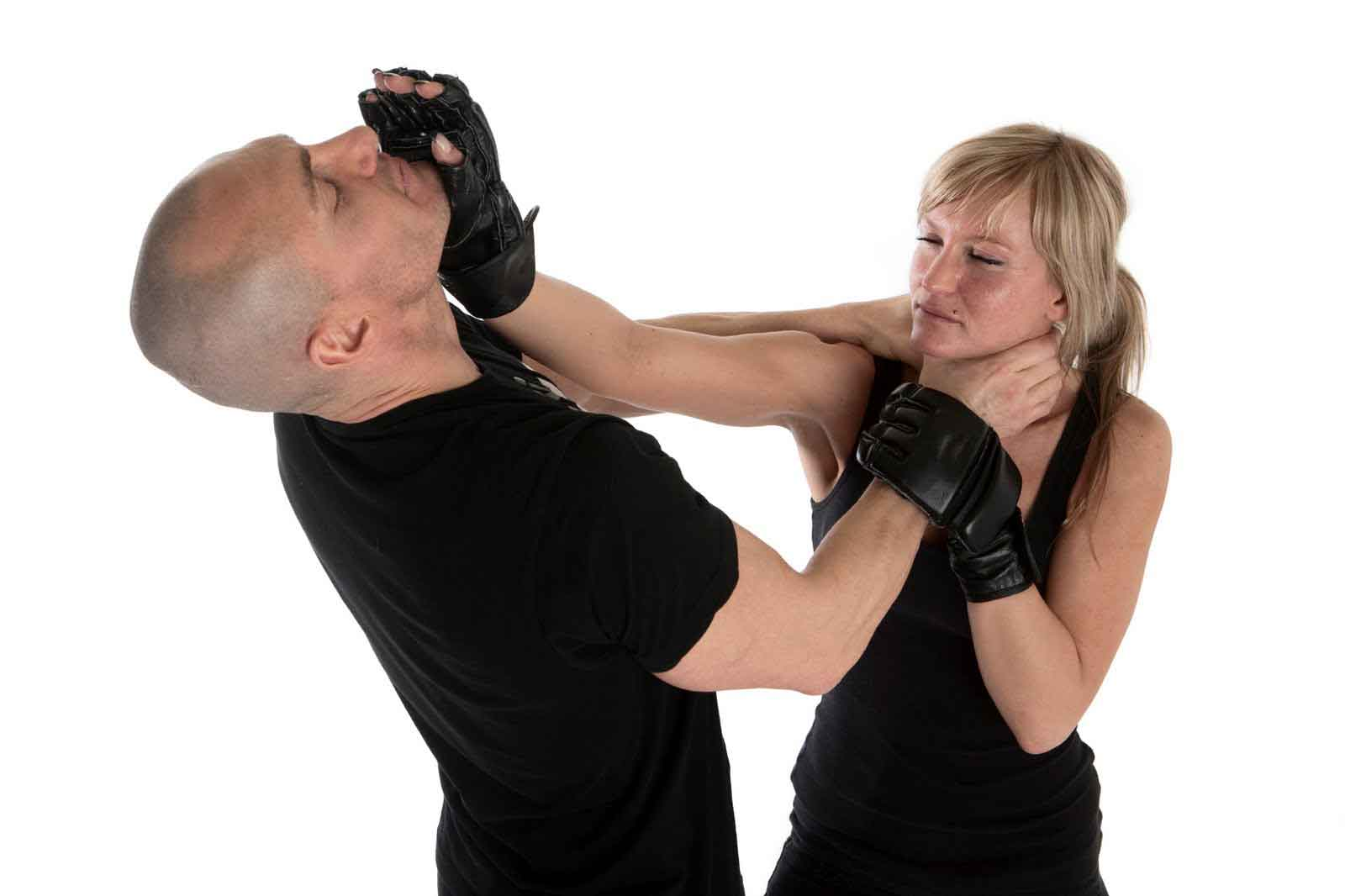SELF DEFENSE: Learn How to Fight Back- Protect Yourself & Family