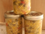 Food Preservation - Relish