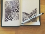 Zentangle, Session 3