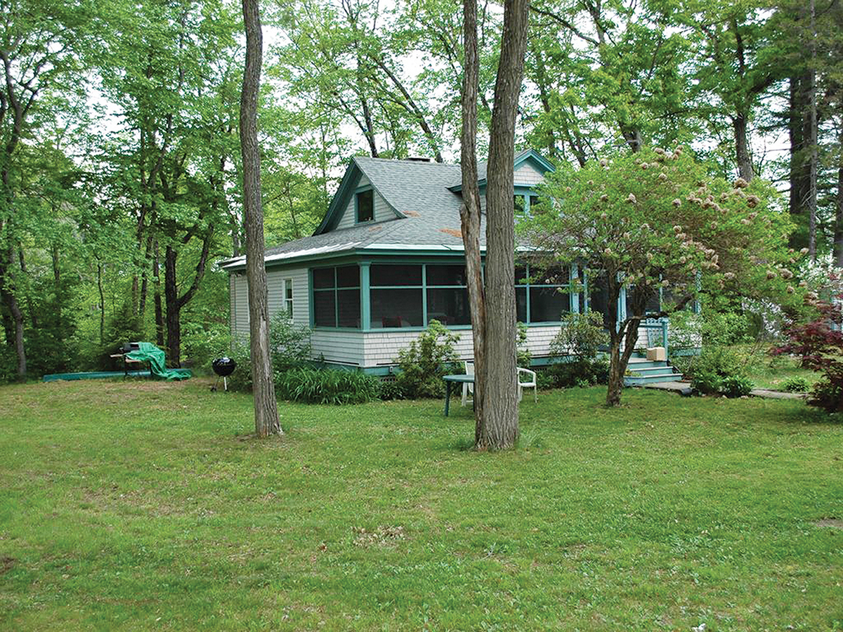 John Calvin Stevens Cottage Tour: aka The Island Hour