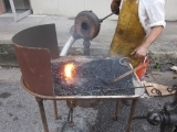 A Taste of Blacksmithing