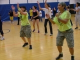 Zumba At Sherwood Heights Session #2