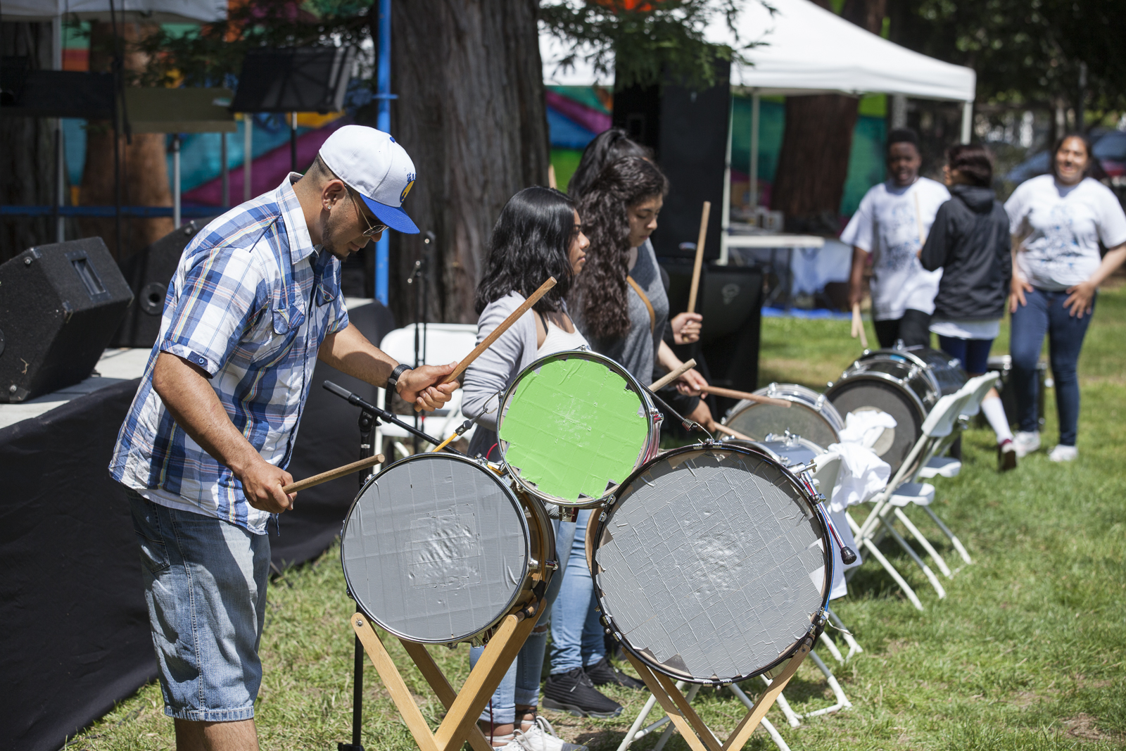 Percussion and Hand Drumming