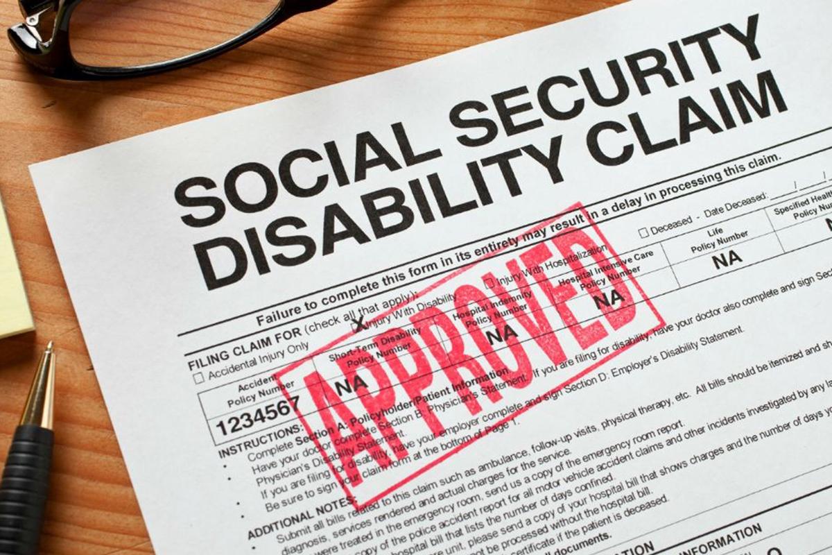 SOCIAL SECURITY DISABILITY (spring)