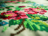 Embroidery is Fun! Stitching circle