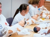 American Red Cross Babysitter's Training, including Child and Infant CPR and First Aid