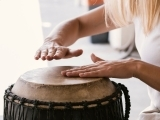 Drumming from the Heart