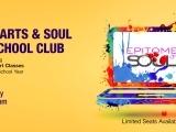 Virtual Arts & Soul After-school Club
