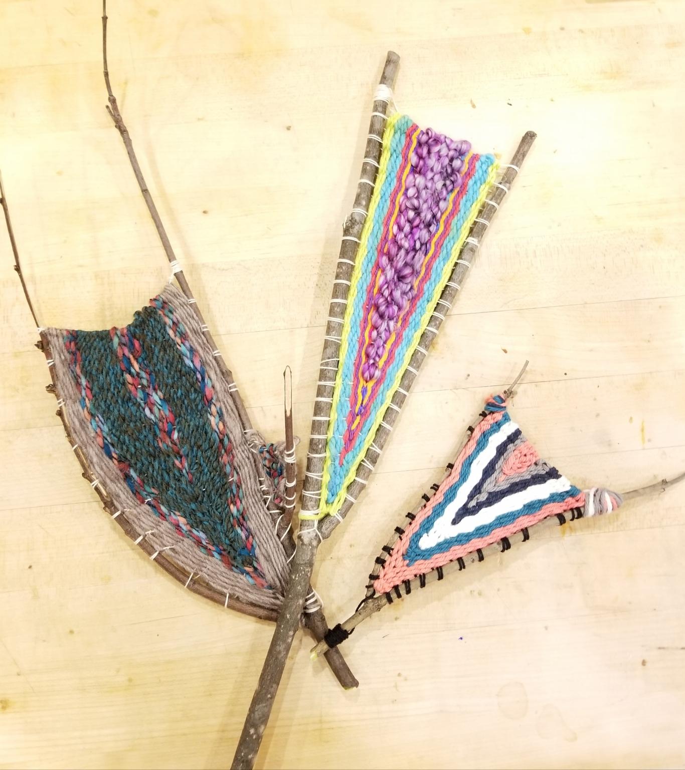 Branch Weaving - Spring 2019