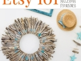 Driftwood & Sea Glass Wreath