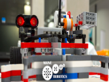 LEGO Robotics, Mixed - Bangor (4-day)