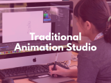 10:00AM | Traditional Animation Studio (2D Animation Part 2)
