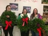 Balsam Fir Christmas Wreath - Fall 2018