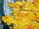 Sunflower - Palette Knife Workshop