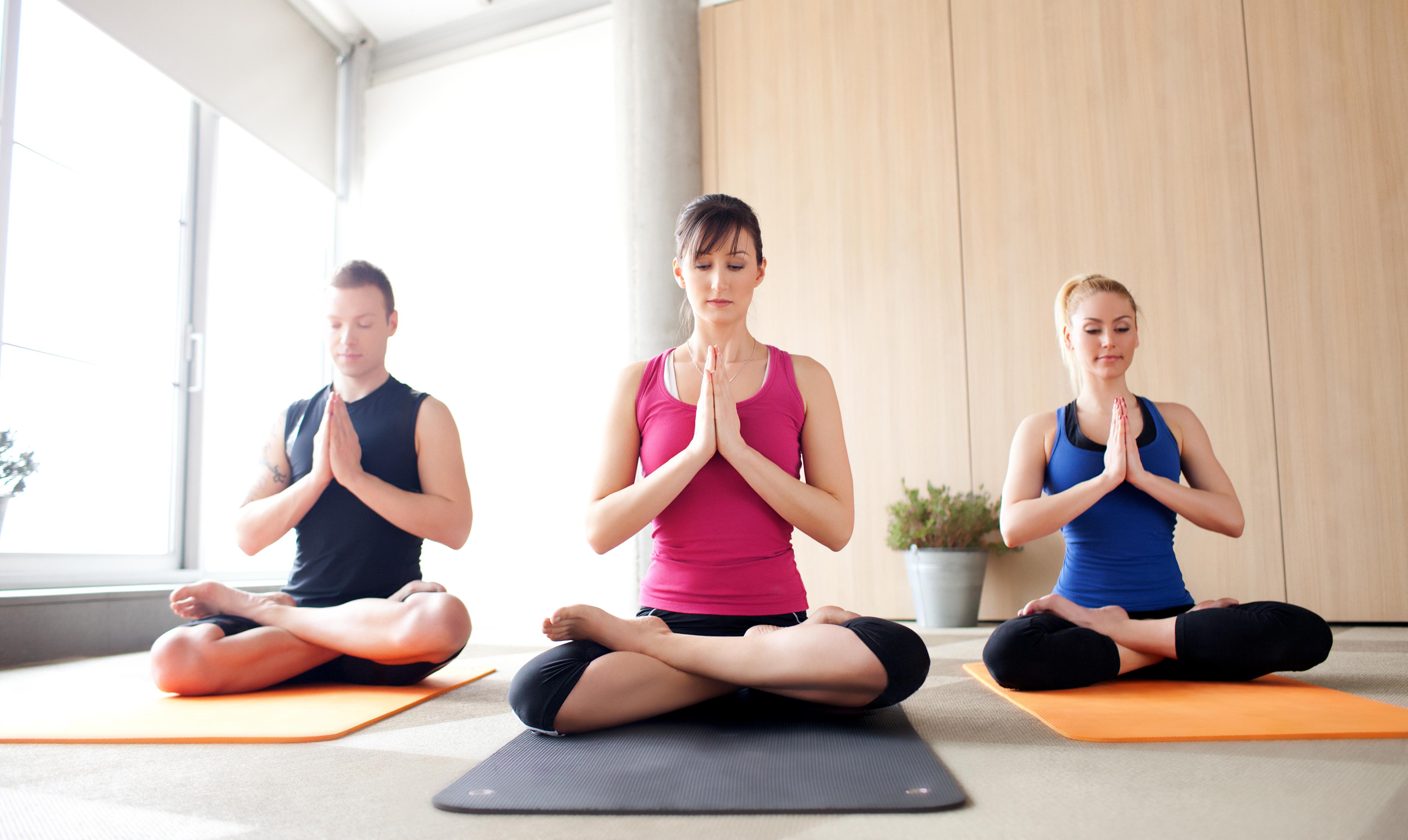 Pilates/ Yoga Combination -Session II