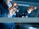 Boosting Your Website Traffic: Part of the Digital Marketing Certificate