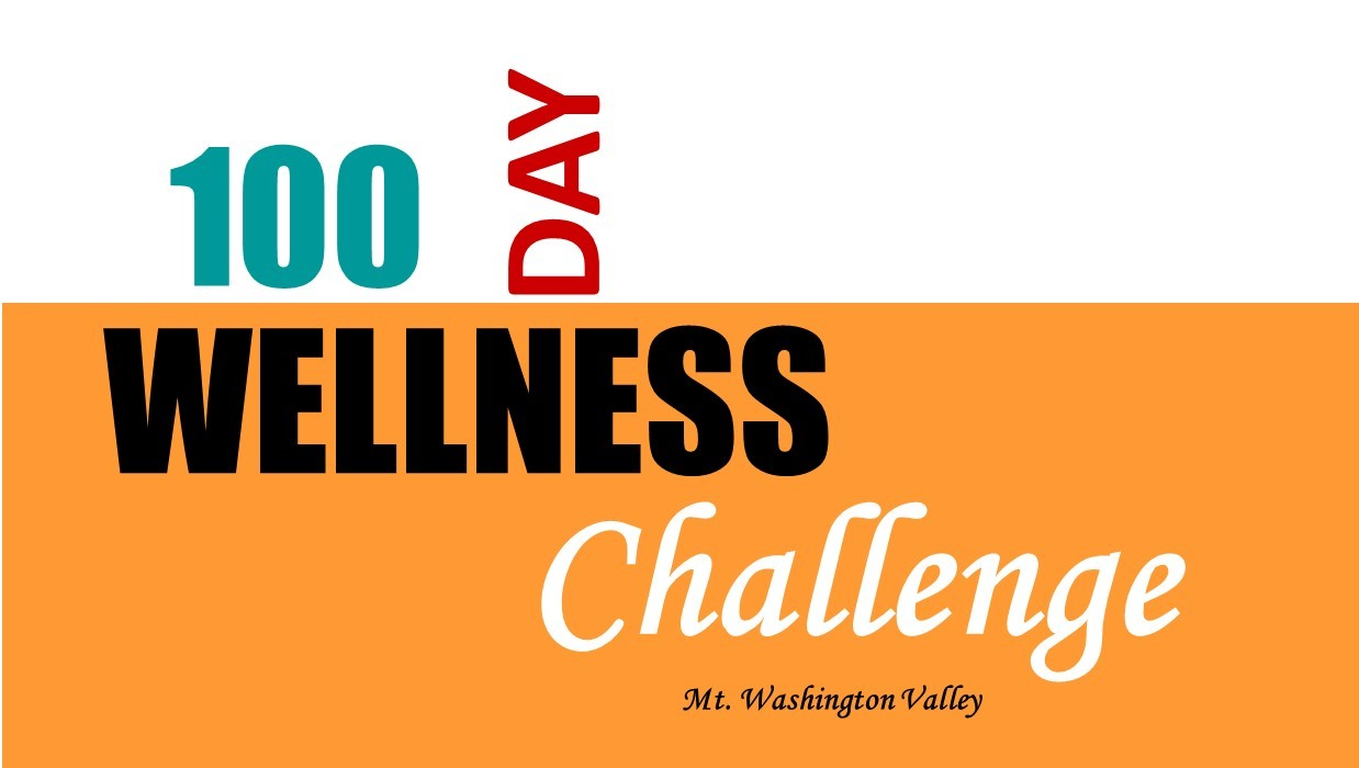 100 Days of Wellness Challenge MWV