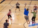 Intermediate 4v4 Co-Ed Volleyball League